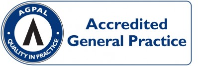 AGPAL accredited gp symbol