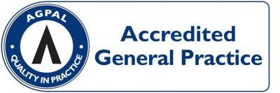 AGPAL accredited gp symbol