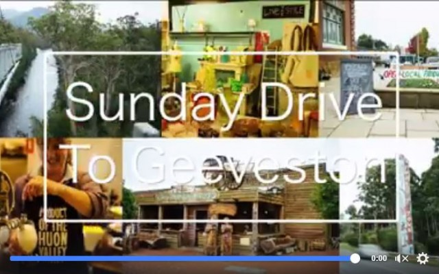 Geeveston - Huon Valley Sunday Drives