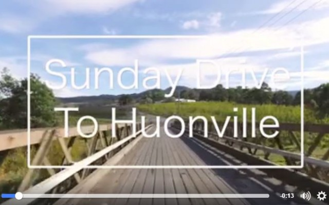 Huonville & Ranelagh - Huon Valley Sunday Drives
