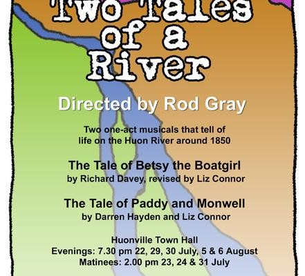 Two tales of a River