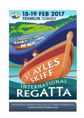 st-ayles-skiff-regatta-poster