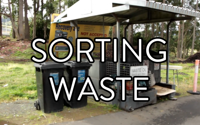 Organise Waste