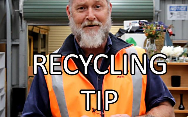 Recycling Tip