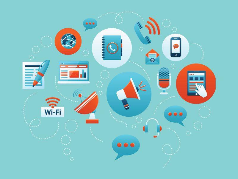 Community Communications Survey icon