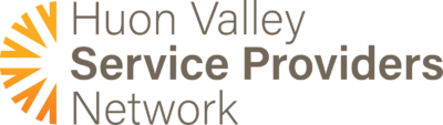 huon valley servcie providers network logo