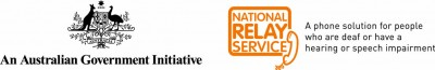 National Relay Service Logo